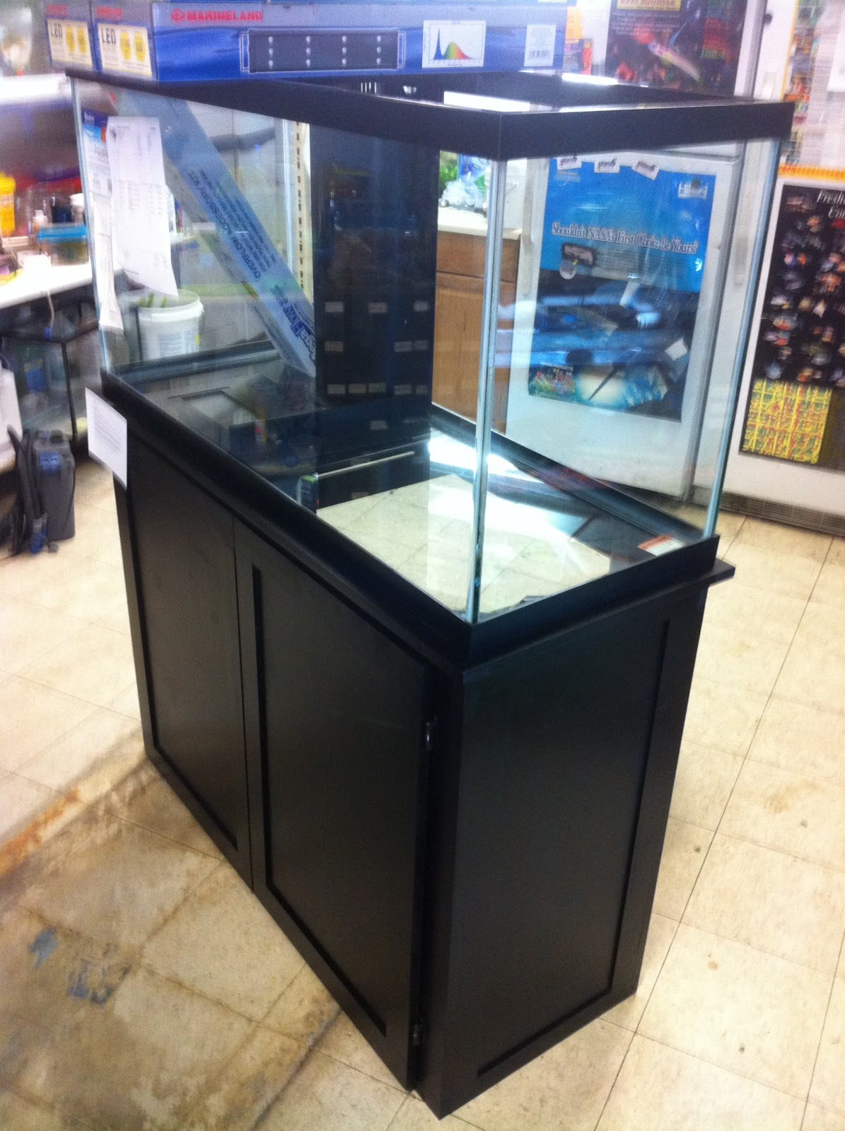 Idvw Design 90 Gallon Quot Tall Quot Stand Now On Sale At Skipton S
