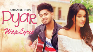 Pyar Song Lyrics