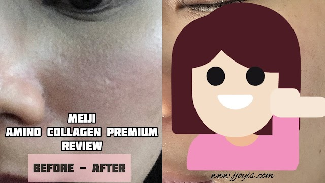 Review: Meiji Amino Collagen Premium (Before-After Photos!)