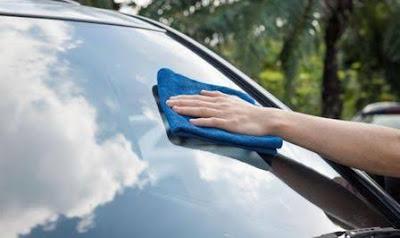 hilang jamur kaca mobil