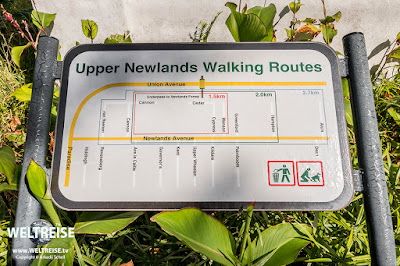 Upper Newlands Walking Routes
