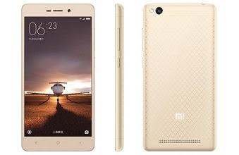 Harga baru Xiaomi Redmi 3, Harga bekas Xiaomi Redmi 3, Review Xiaomi Redmi 3