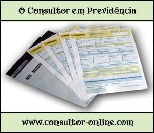 Formulários utilizados pela Previdência Social