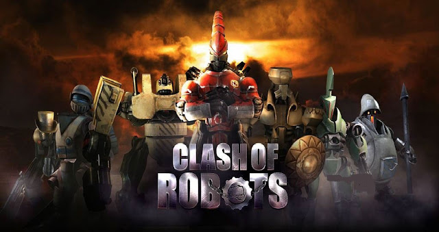 Download Clash Of Robots Mod Apk Game