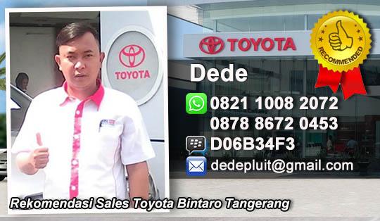 Toyota Bintaro Tangerang