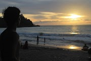 Liburan ke Pantai Karang Suraga-Anyer