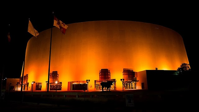 University of Texas Volleyball will play home matches at the Frank Erwin Center for 2020