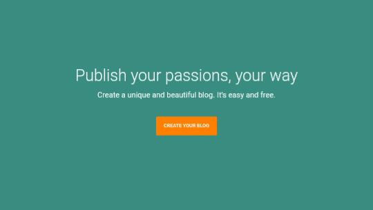 Cara Membuat Blog / Website Mudah Gratis Untuk Pemula