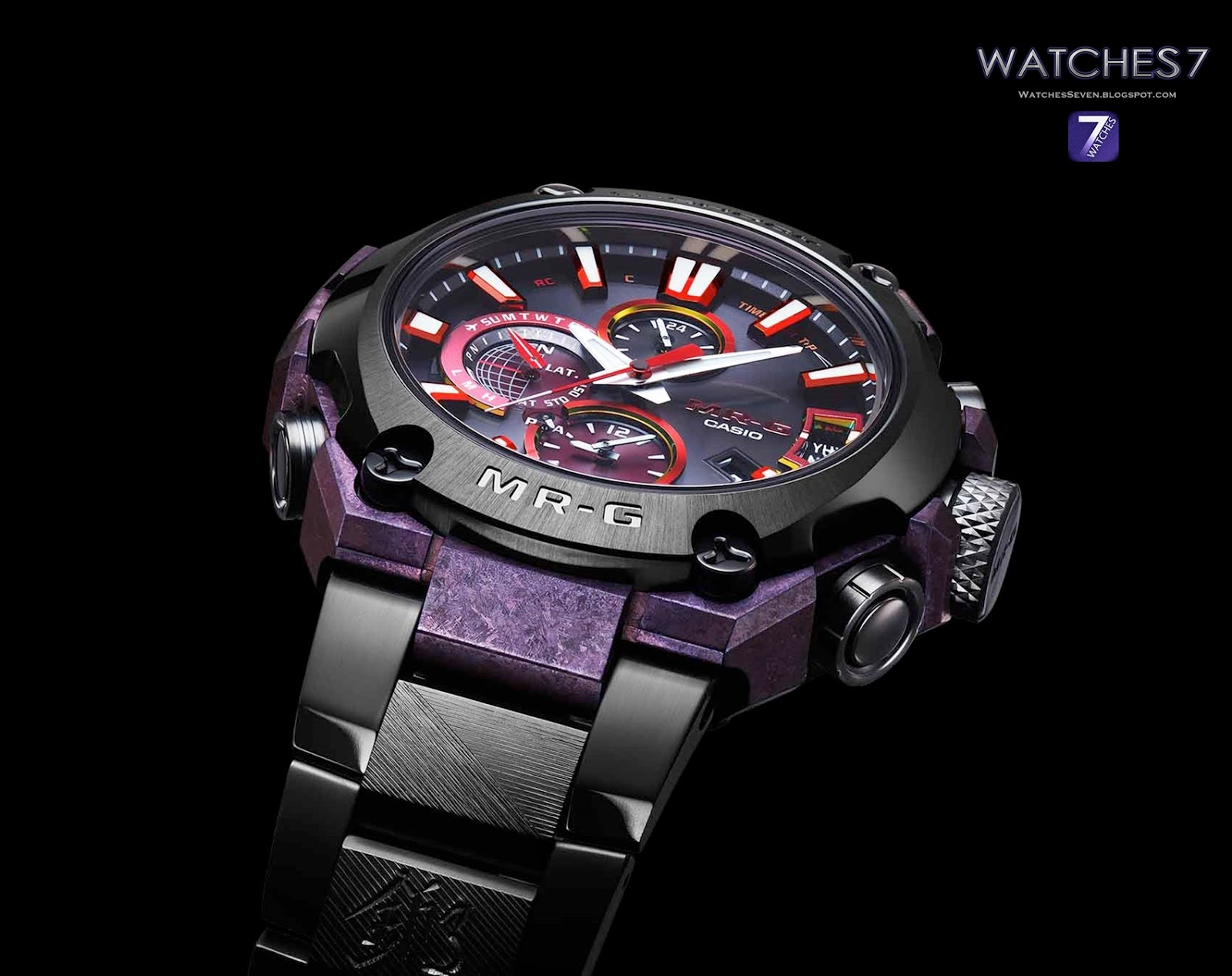0e54d5748524 CASIO G-SHOCK UNVEILS SPECIAL. LIMITED EDITION CONNECTED MR-G AT BASELWORLD  2019