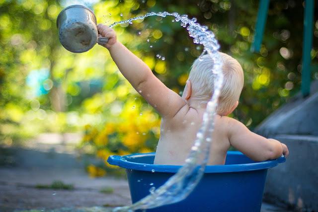 فوائد الأستحمام بالماء البارد