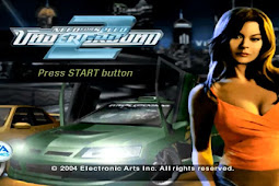 Need For Speed Underground 2 High Compressed PS2 ISO [219 MB]