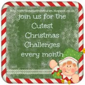 Cutie Pie's New Christmas Challenge Blog
