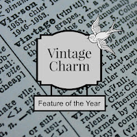 Our Hopeful Home Vintage Charm Party Feature of the Year