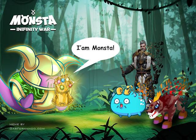 Monsta Infinity War
