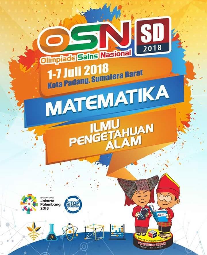 Kota Padang tuan rumah pelaksanaan event nasional terbesar dibidang sains 2018