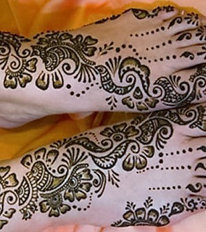 Latest Mehndi Designs Photos In 2019