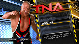 TNA impact wrestling android highly compressed (35 MB)