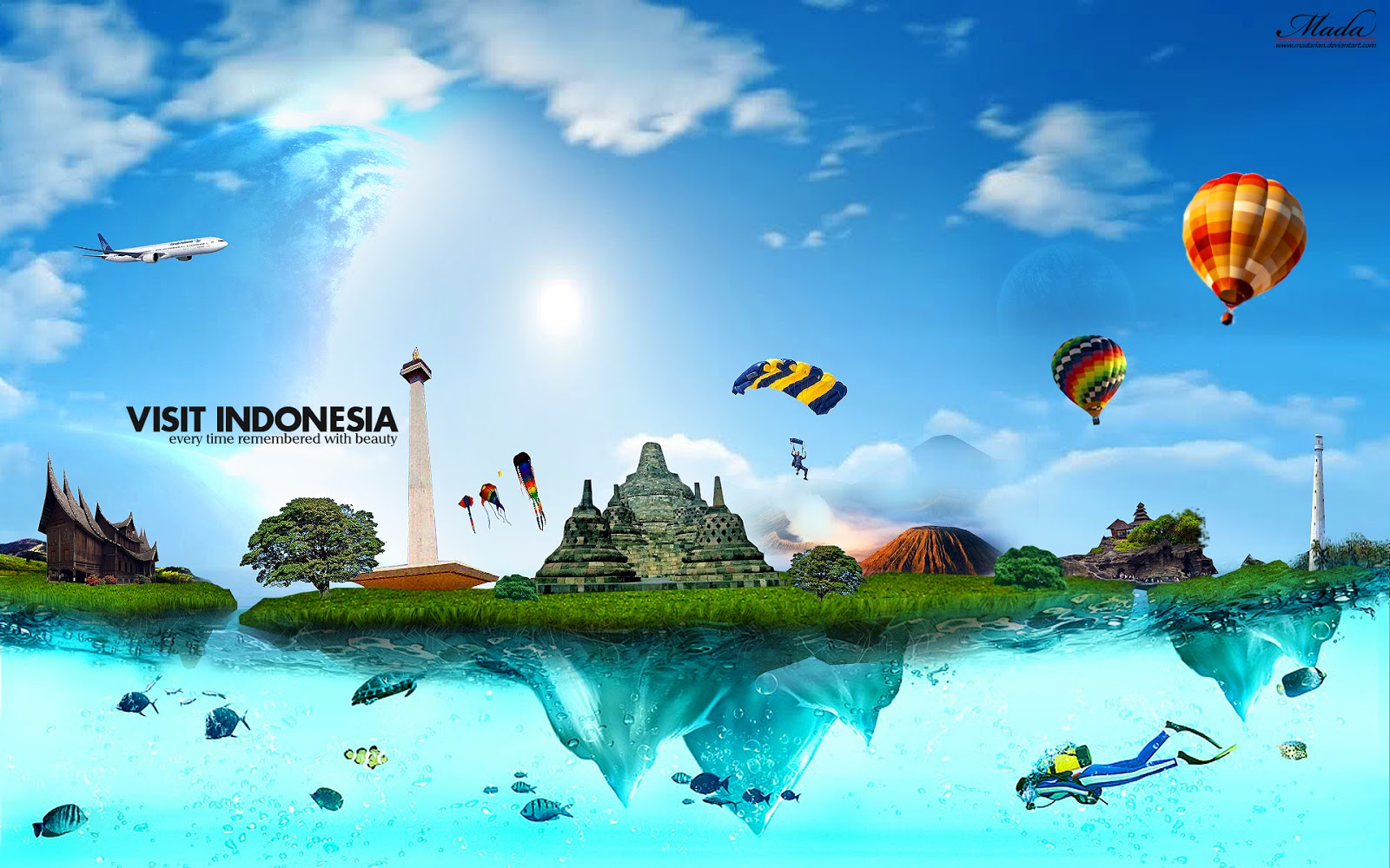 Image result for visit Indonesia