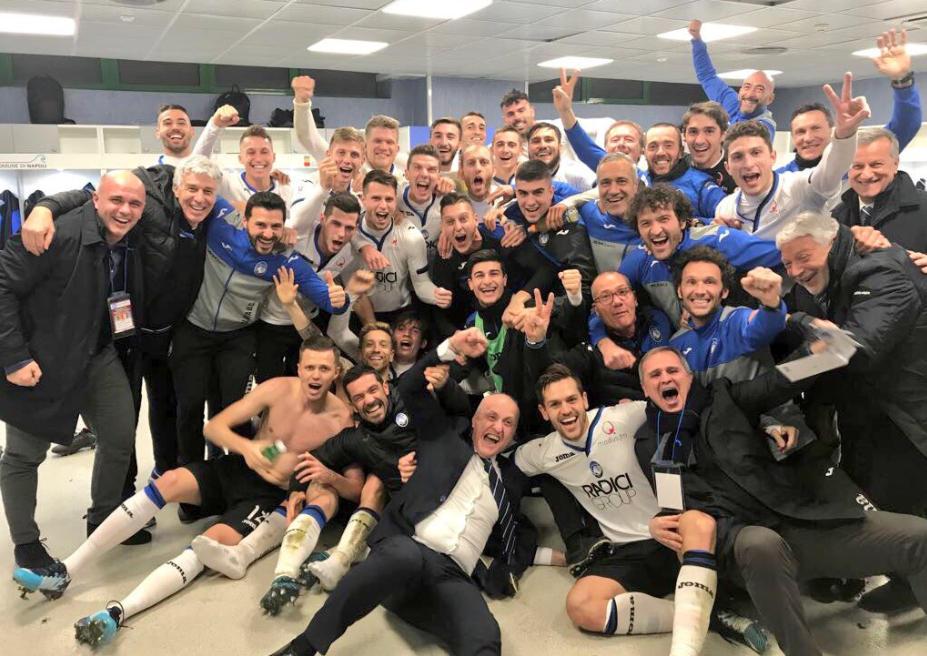 Napoli-Atalanta: frasi vignette divertenti e sfottò su Twitter sull'eliminazione dalla Coppa Italia