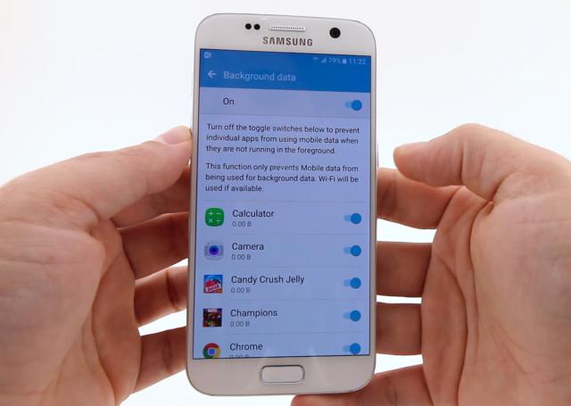 Tips To Improve Samsung Galaxy S7 Edge Battery Life