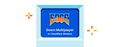Doom running on the  modern stack - Cloudflare Developers