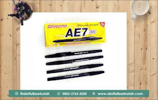 Pulpen Standard AE7 | 0852-2765-5050