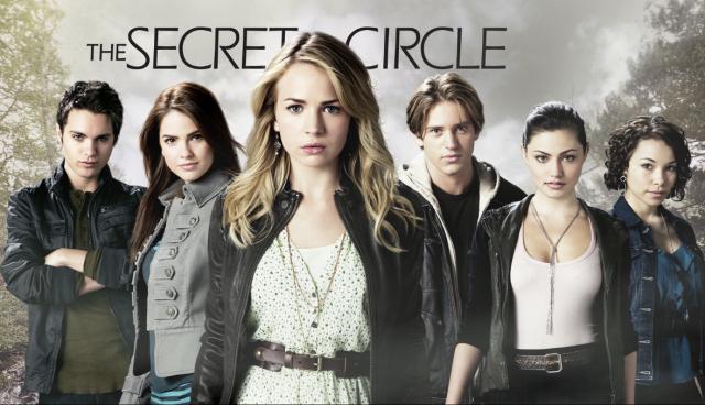 serie secret circle