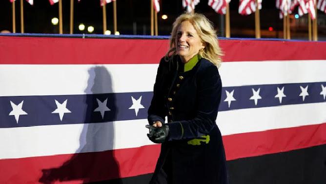 jill biden calon ibu negara amerika serikat