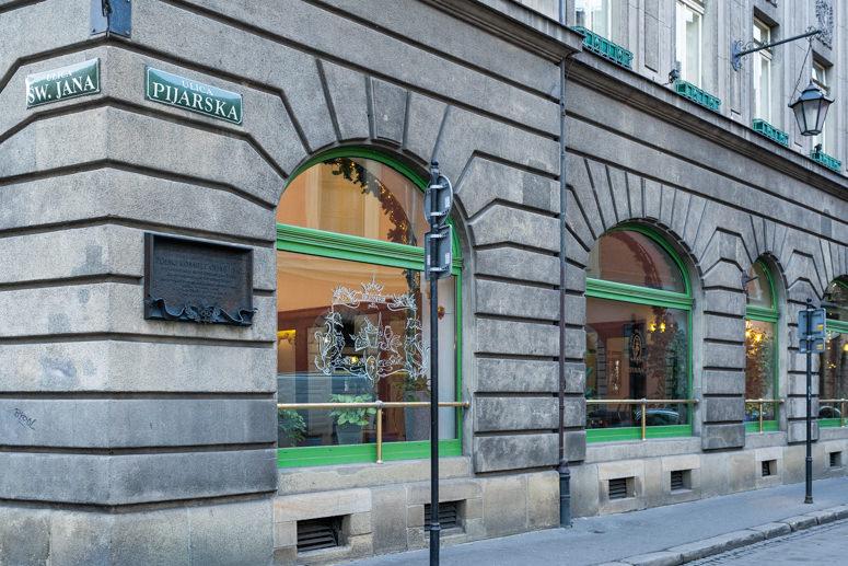 Brasserie Olympique restauracja francuska