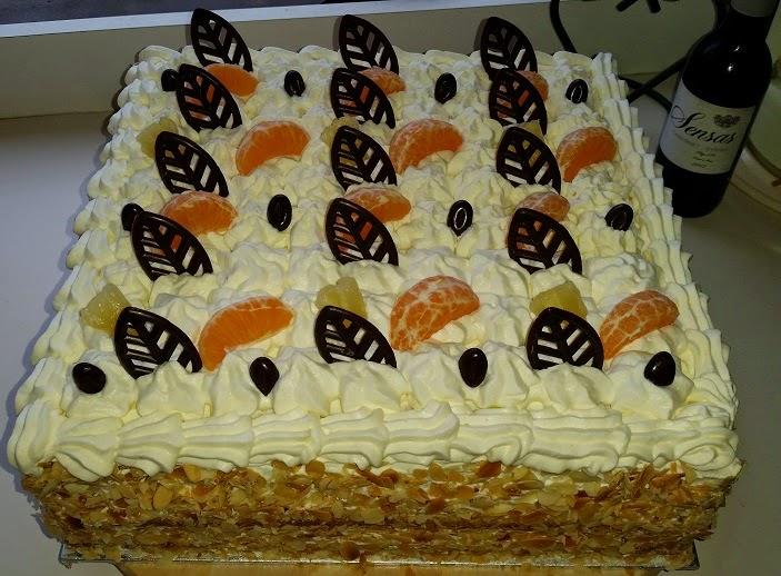 saskia bakt erop los prijzen losse taart