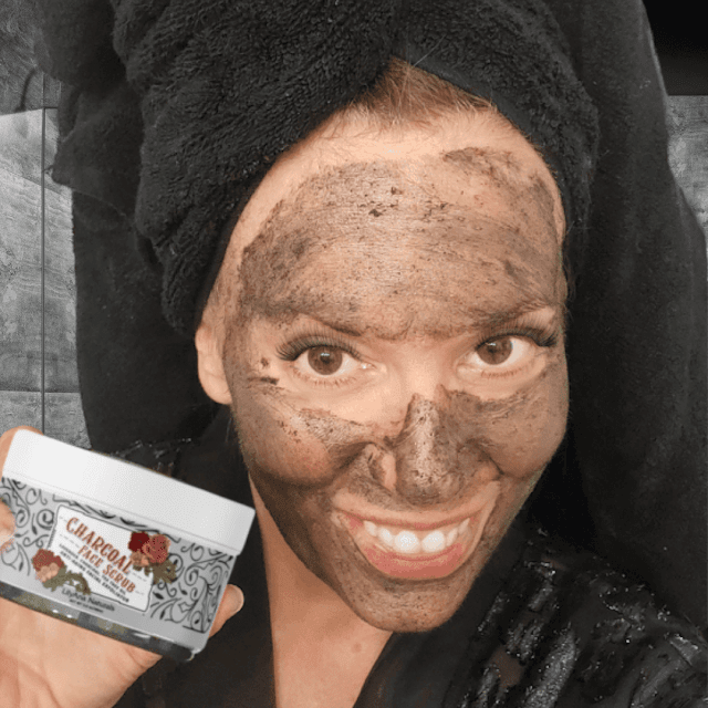 Exfoliating your skin in your 30 by barbies beauty bits
