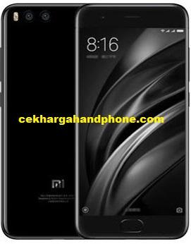 HP Terbaru Xiaomi Mi 6