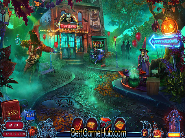 Halloween Chronicles 2 Evil Behind a Mask CE Repack Game Free Download