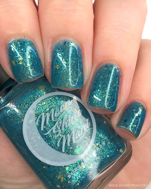 Moon Shine Mani Heart of Azeroth