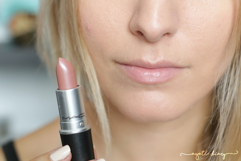 Plus adapté MACxMarie : mon avis sur le rouge à lèvres d'Enjoyphoenix - Agathe IN-07