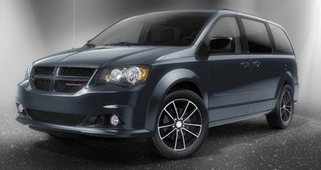 2018 Dodge Grand Caravan Release Date and Price