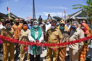 Kunjungi KSB dan Sumbawa, Wagub Jelaskan Pentingnya Posyandu Keluarga