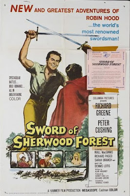 Sword of Sherwood Forest Poster