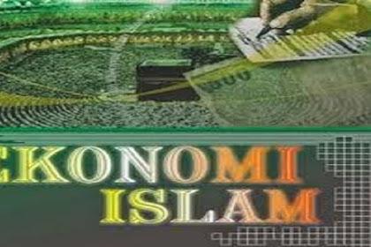 Definisi 3 Pondasi Pada Ekonomi Islam