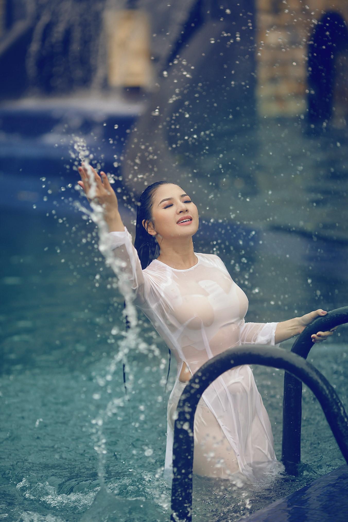 Tuyển tập girl xinh gái đẹp Việt Nam mặc áo dài đẹp mê hồn #57 - 3