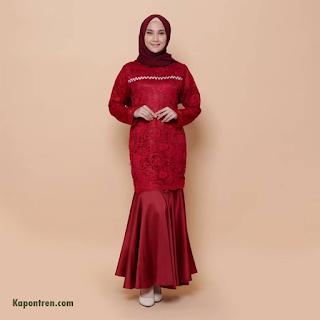 Dress Bridesmaid Gamis Wanita Dress Muslim Fashion Wanita Hijab