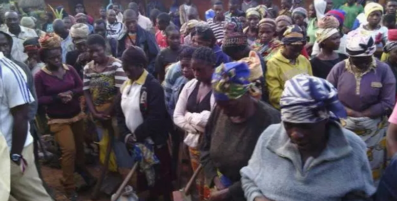 Cameroonian Policemen Kill 90 Displaced Nigerians In Bakassi