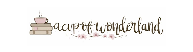 A cup of wonderland blog logo
