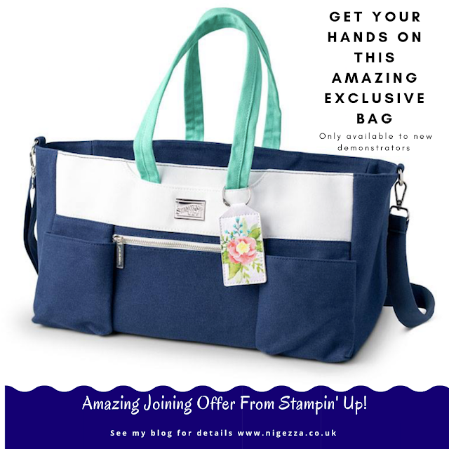 Nigezza Creates Stampin; Up! Joining offer