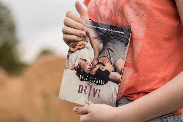"Kate Stewart - ,,Drive"" (recenzja)"