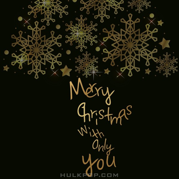 Yoon Hyuk (December) – Merry Christmas With Only You – Single