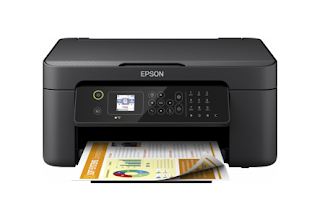 Epson WorkForce WF-2810DWF Driver Download