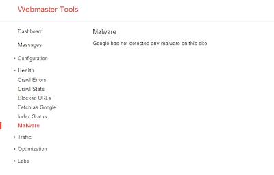 malware di blogger