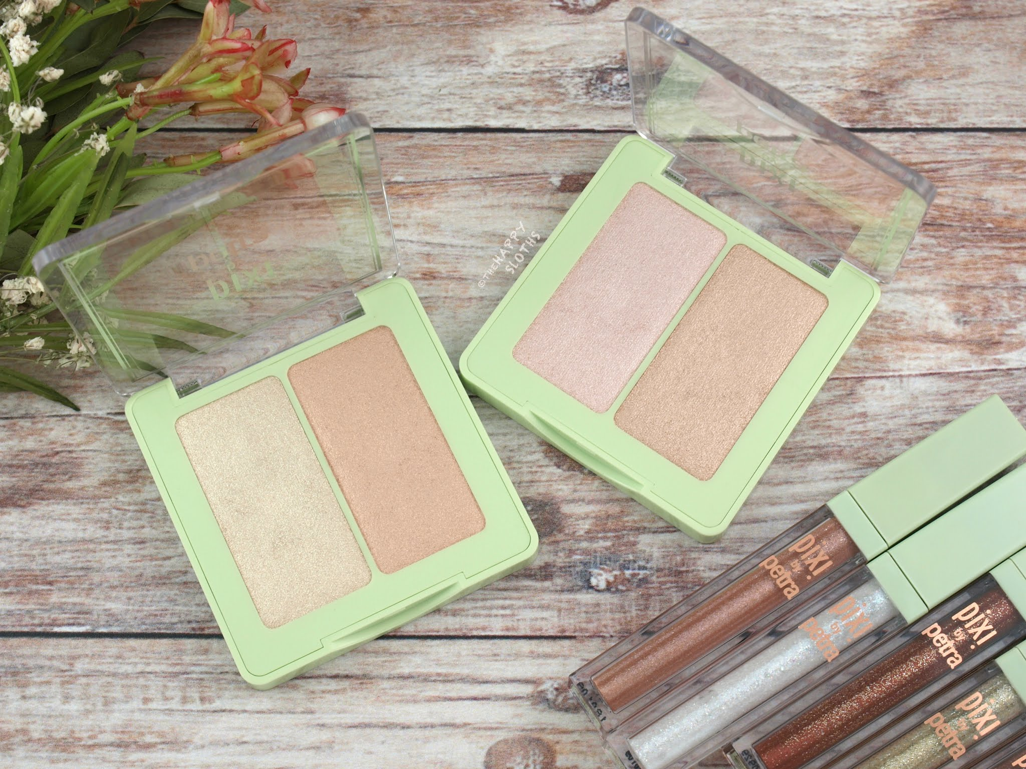 Pixi | Glow-y Gossamer Duo: Review and Swatches