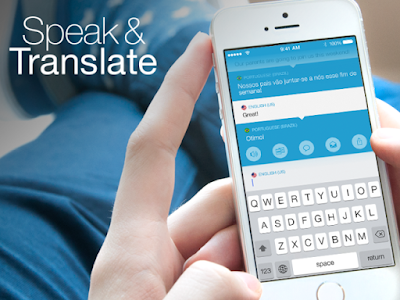 App Speak and Translate